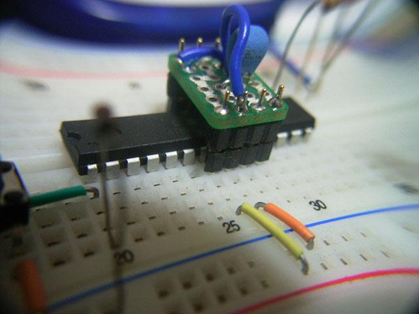 Minimal Arduino board resembles a sandal