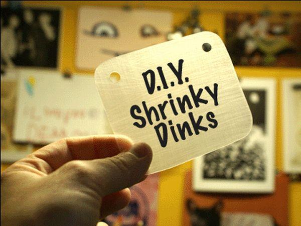 Making Austin Weird: DIY Shrinky Dinks