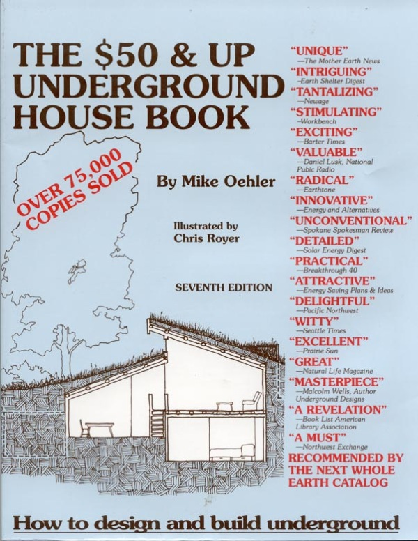 """The """" and Up Underground House Book"""""""