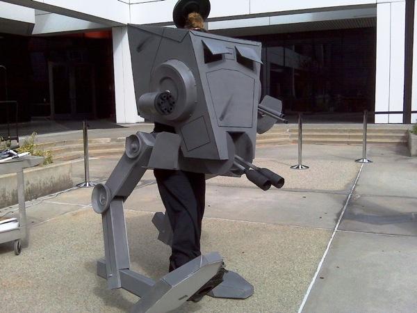 Star Wars AT-ST (Chicken walker) costume