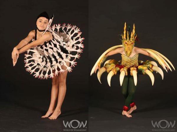 World of Wearable Art 2008 winners