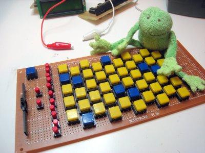 DIY Harmonic Table Keyboard
