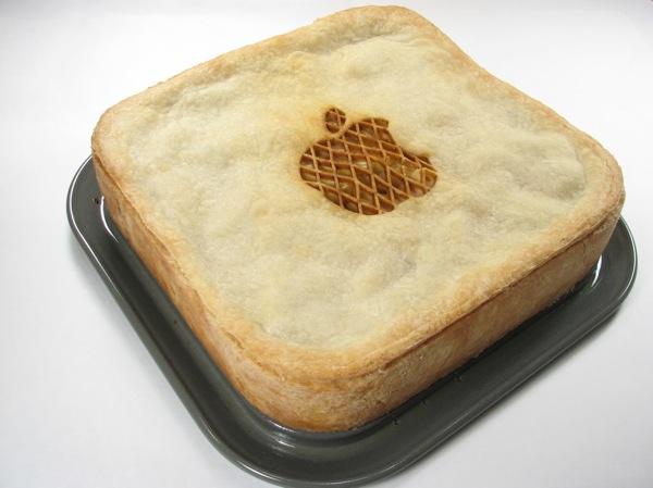 Mac mini Apple pie