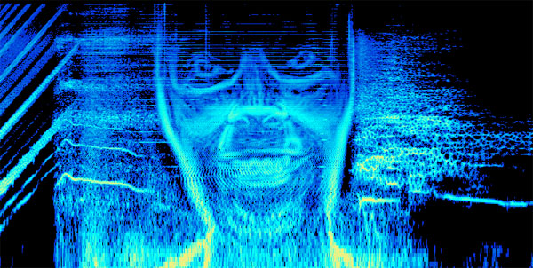 Spectrographic imagery in music
