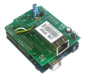 New Arduino ethernet shield