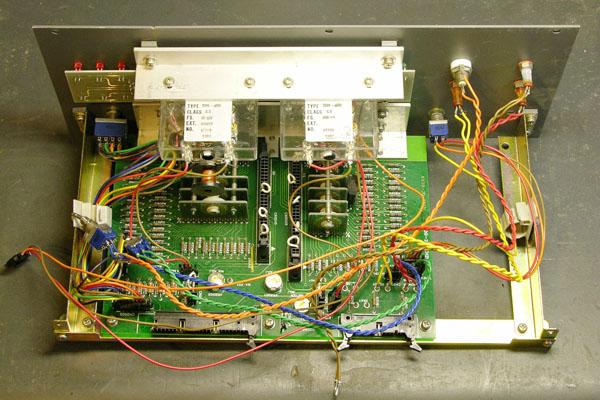 Take apart: X-Ray Control Panel