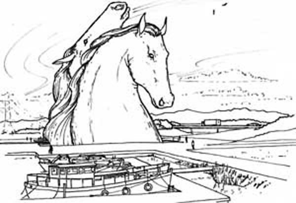 Crazy horse lock mechanism
