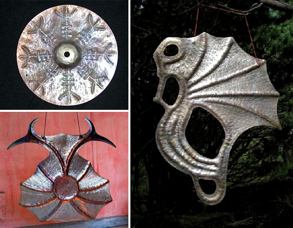 Gothic gongs