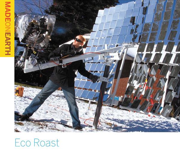 Eco Roast – The Solar Roaster