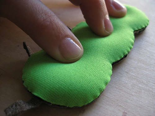 HOW TO – fabric buttons