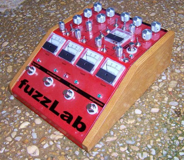 Fuzzlab uber effects box