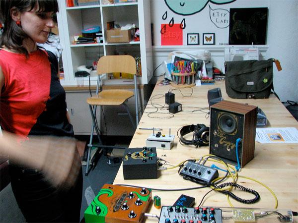Handmademusic W Erica