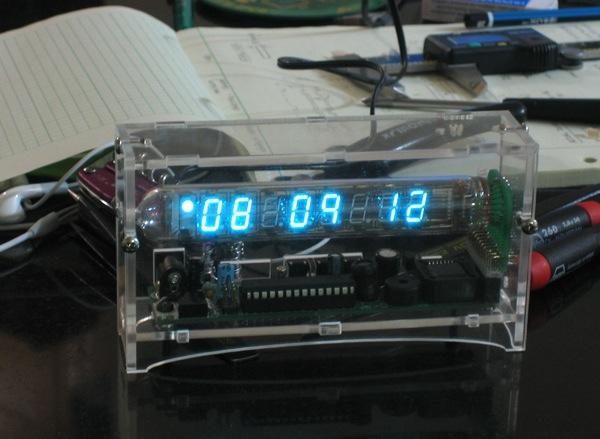 Laser cut case for a clock – MAKEcation
