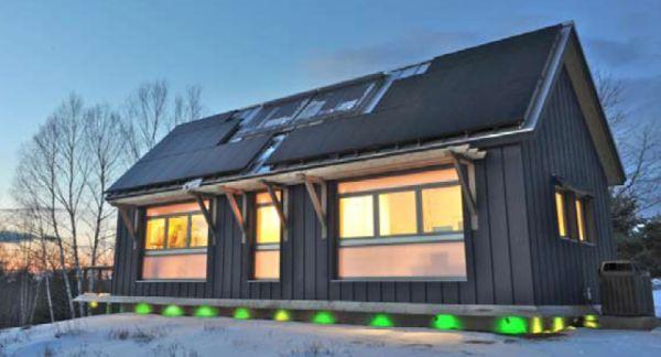 Bright built barn