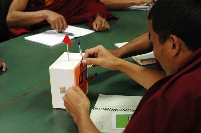 If Monks Are Learning Hands-on Science…