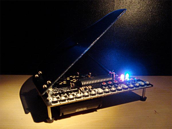 Elegante pianoforte digitale