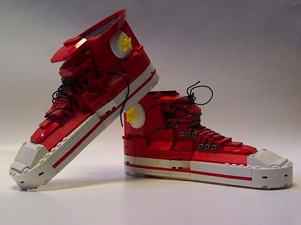 LEGO sneakers
