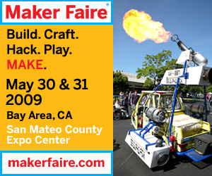 Advanced Maker Faire tickets now on sale!