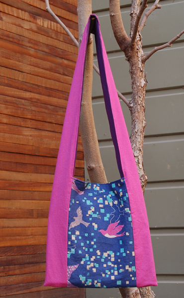 HOW TO – Monk's Bag