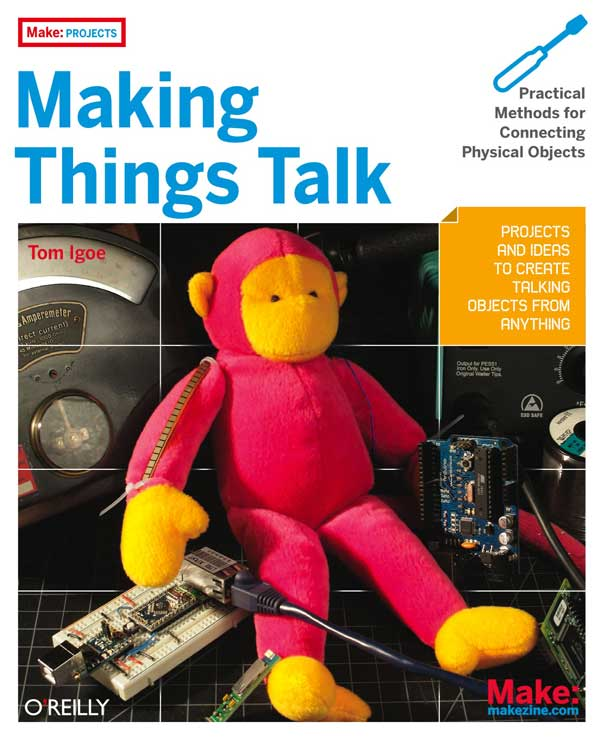 Making Things Talk excerpt: distance ranging