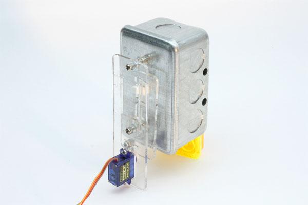 Super simple automated lighting