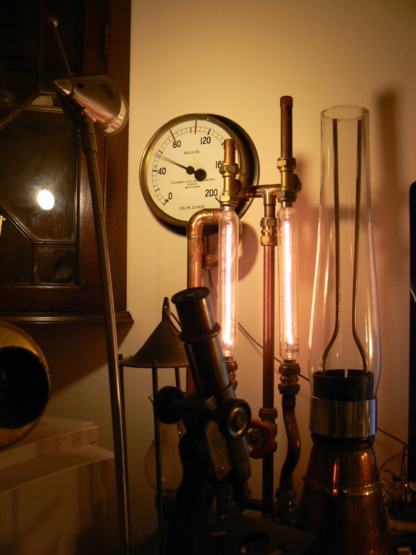 Measuring pressure in the Internet tubes