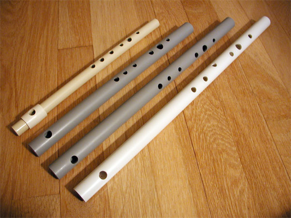 HOW TO – Make a simple PVC flute