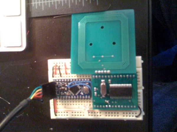 Play with RFID at O'Reilly's Emerging Technology Conference