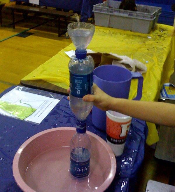 Science fair fun with Hero's Fountain