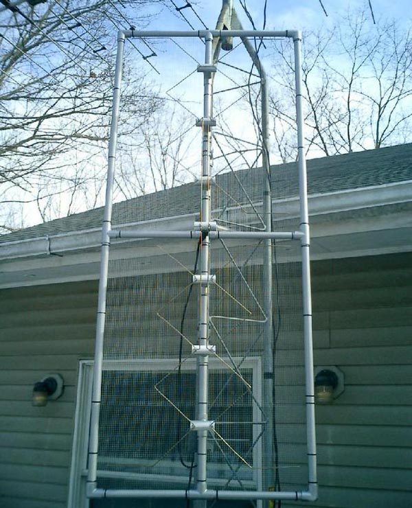 HOW TO – Make a Gray Hoverman UHF antenna