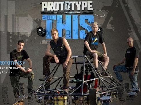 Prototype This warehouse yardsale, February 8, 11am-3pm