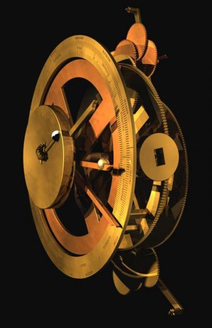 Lost Knowledge: The Antikythera Device