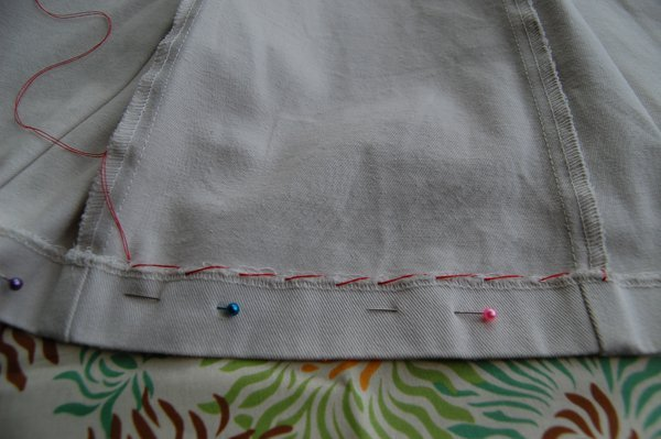 How To: Hand-Sew a Blind Hem