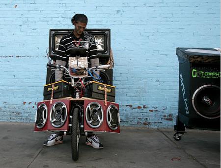 Boombox bikes