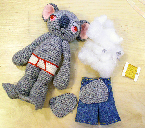 Checkin' In: Amigurumi Master Beth Doherty