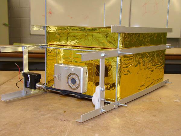Meteotek high-altitude balloon project