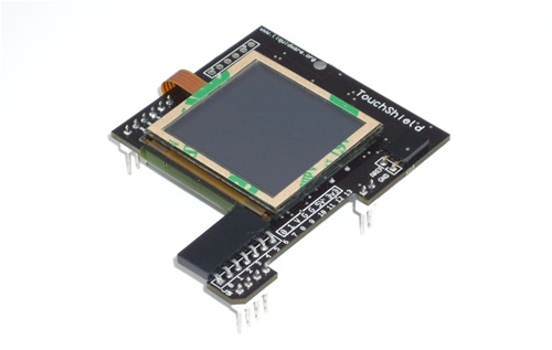 In the Maker Shed: TouchShield Stealth on sale now!