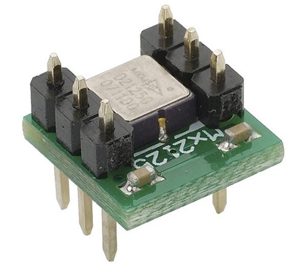 In the Maker Shed: Memsic 2125 accelerometer