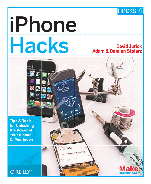 In the Maker Shed: iPhone Hacks