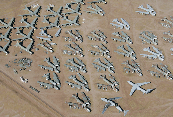 Airplane reuse