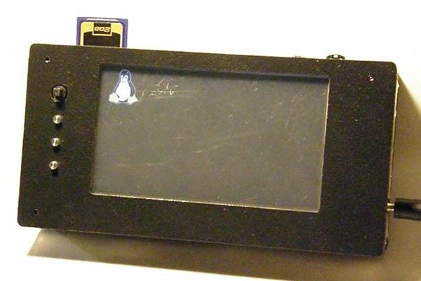 Beagle Board-based mobile internet device