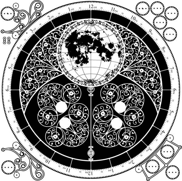 Celestia clock finished!