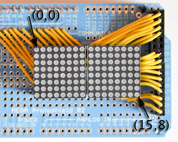 A Tale of Two Pongs: Arduino Mega