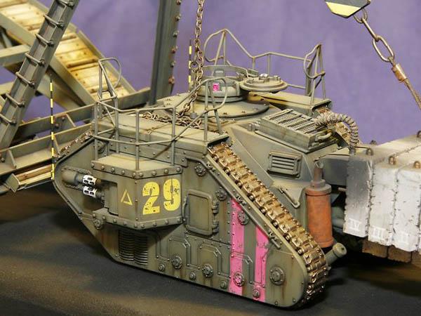 Amazing Military Sci-Fi Modeling