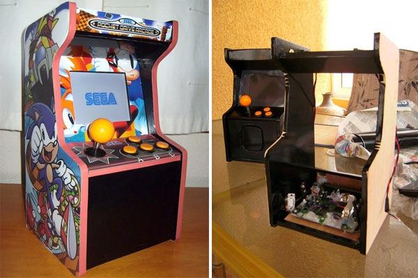 Mini arcade awesomeness