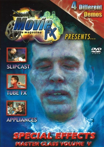In the Maker Shed: Special Effects Master Class DVDs