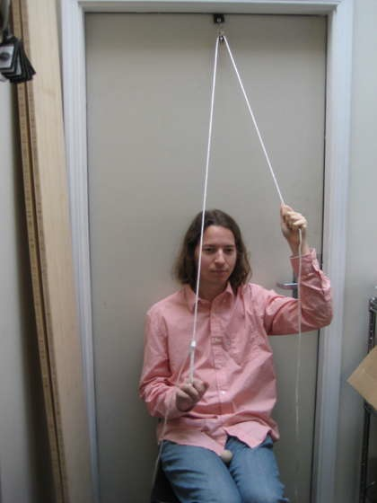How-To: Physical therapy pulley