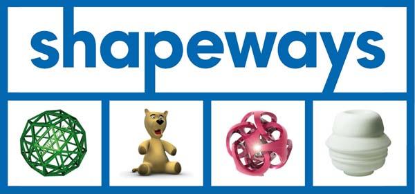 Shapeways Maker Faire contest