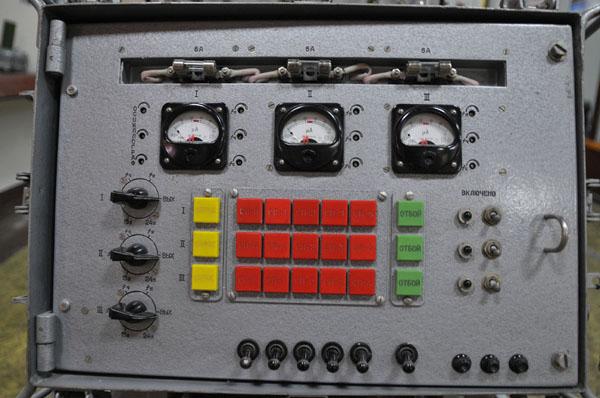 Soviet control panel pr0n