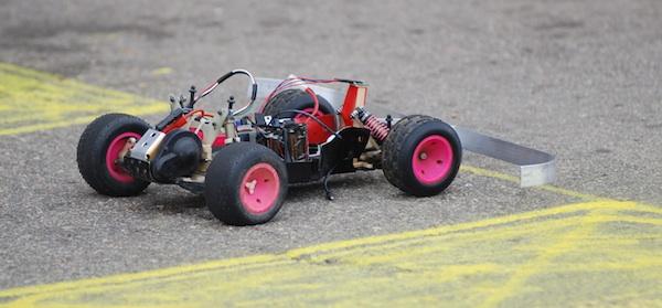 Sparkfun Autonomous Vehicle Competition
